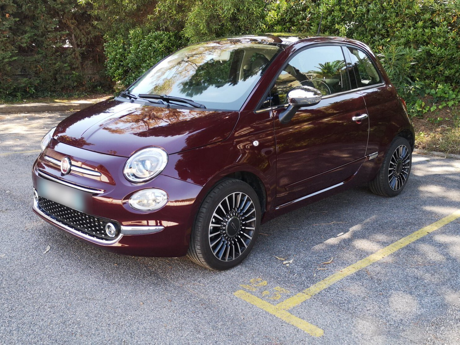 FIAT 500 1.2 70 ECO PACK LOUNGE