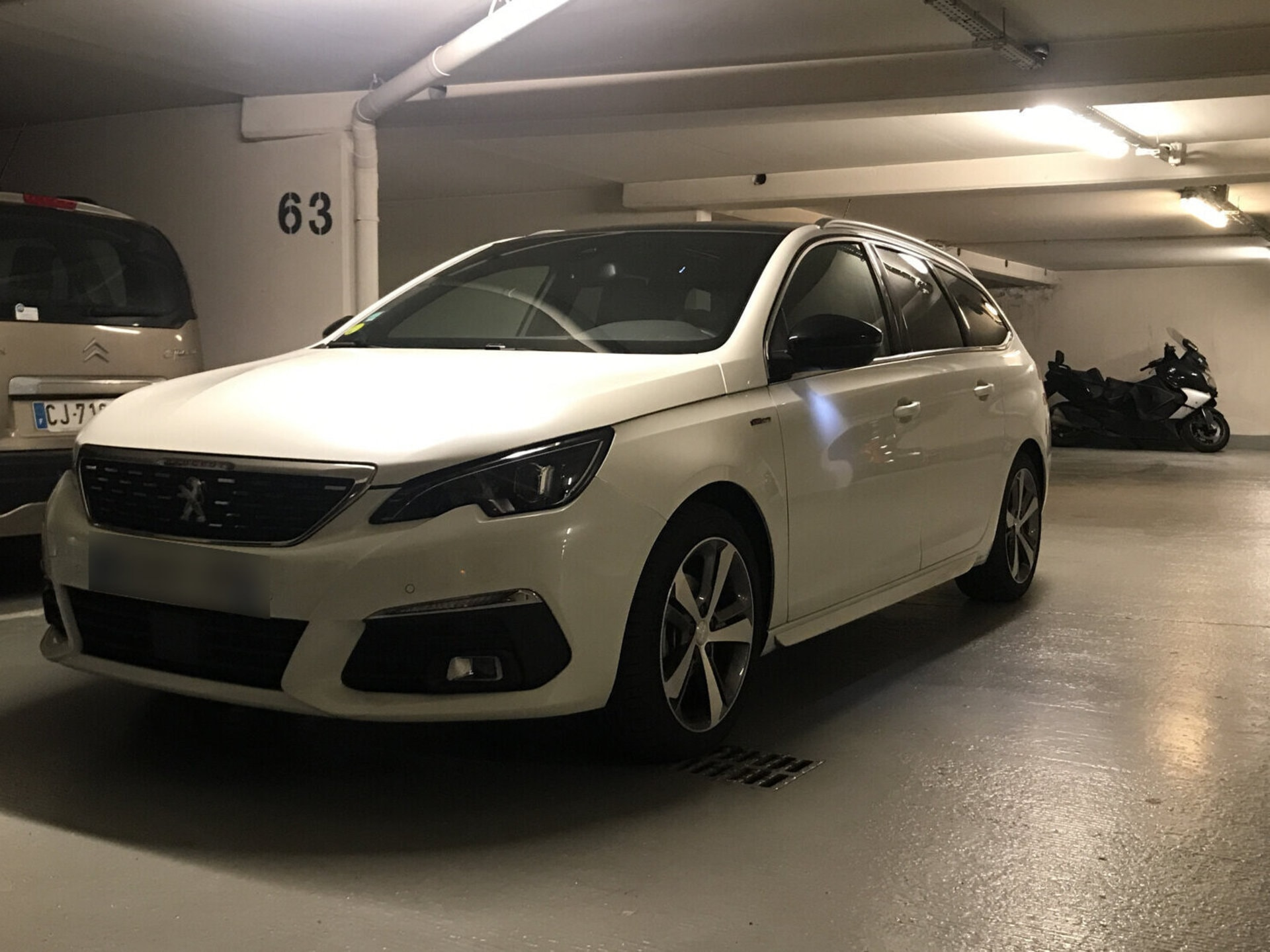 PEUGEOT 308 SW 1.5 BLUEHDI 130 GT LINE EAT BVA START-STOP - Carventura