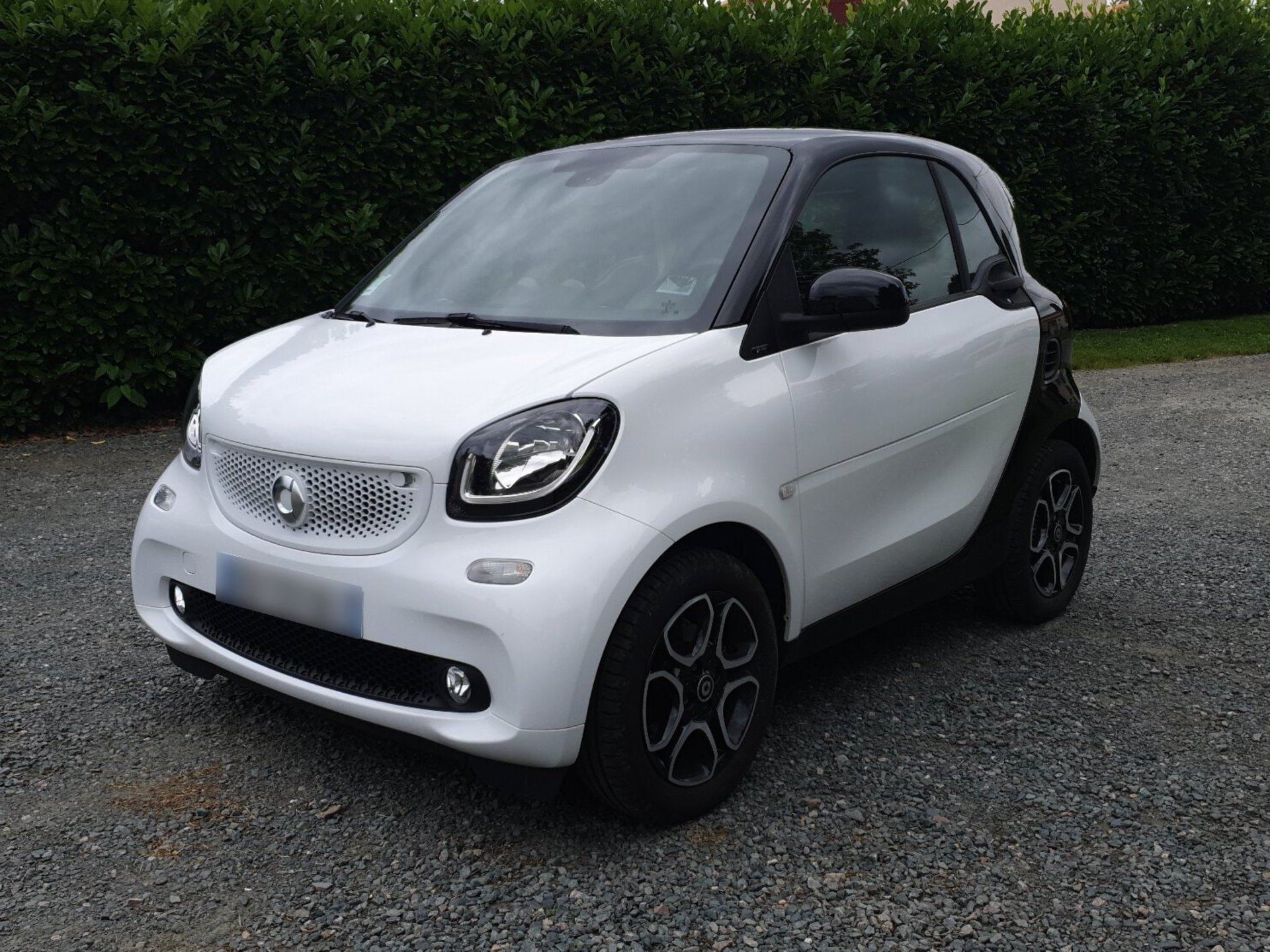 SMART FORTWO 0.9 T 90 SOLIDGREY TWINAMIC BVA - Carventura