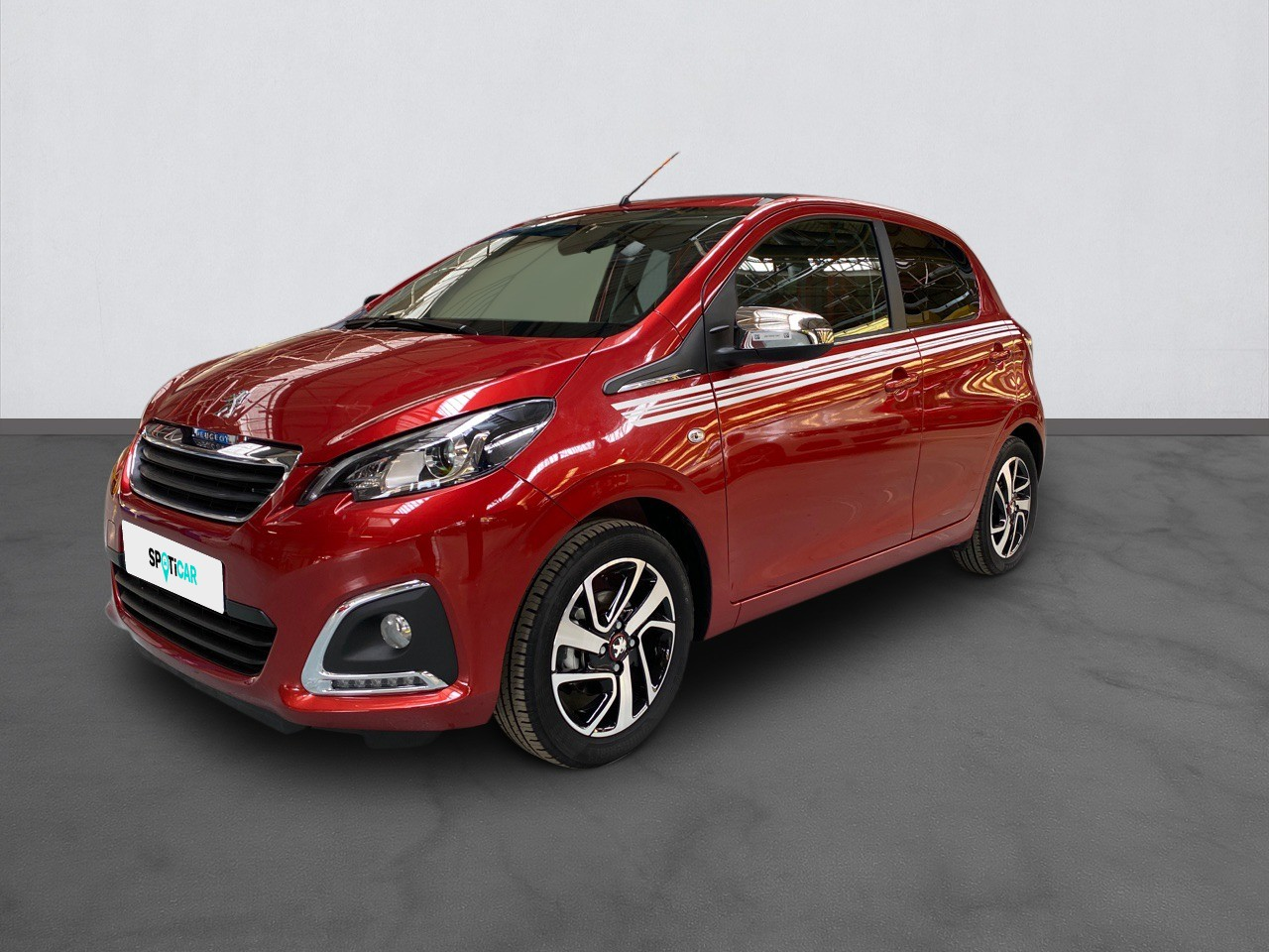 PEUGEOT 108 VTI 72CH S&S BVM5 COLLECTION TOP!