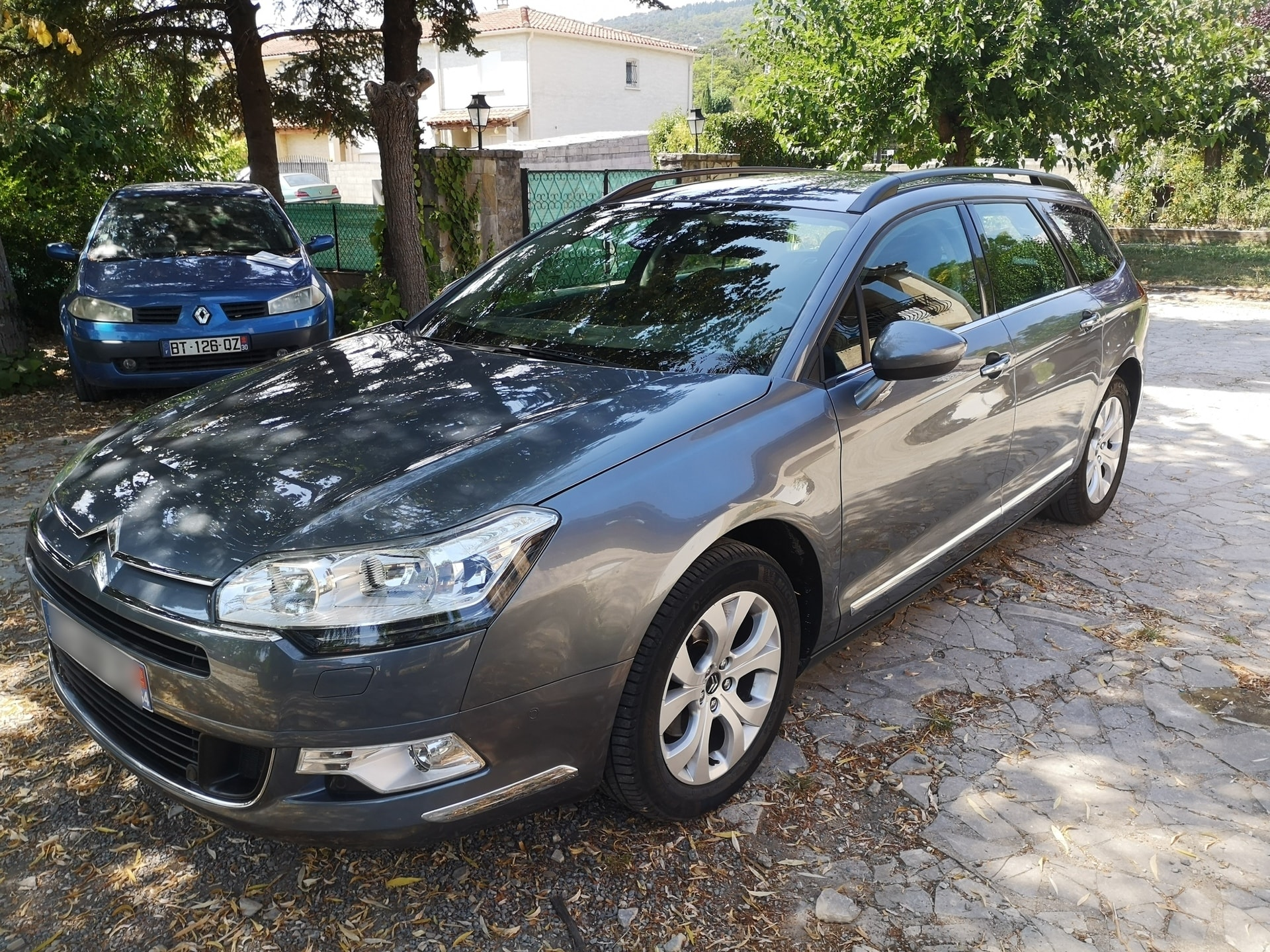 CITROEN C5 BREAK 1.6 HDI 110 ROSSIGNOL - Carverntura
