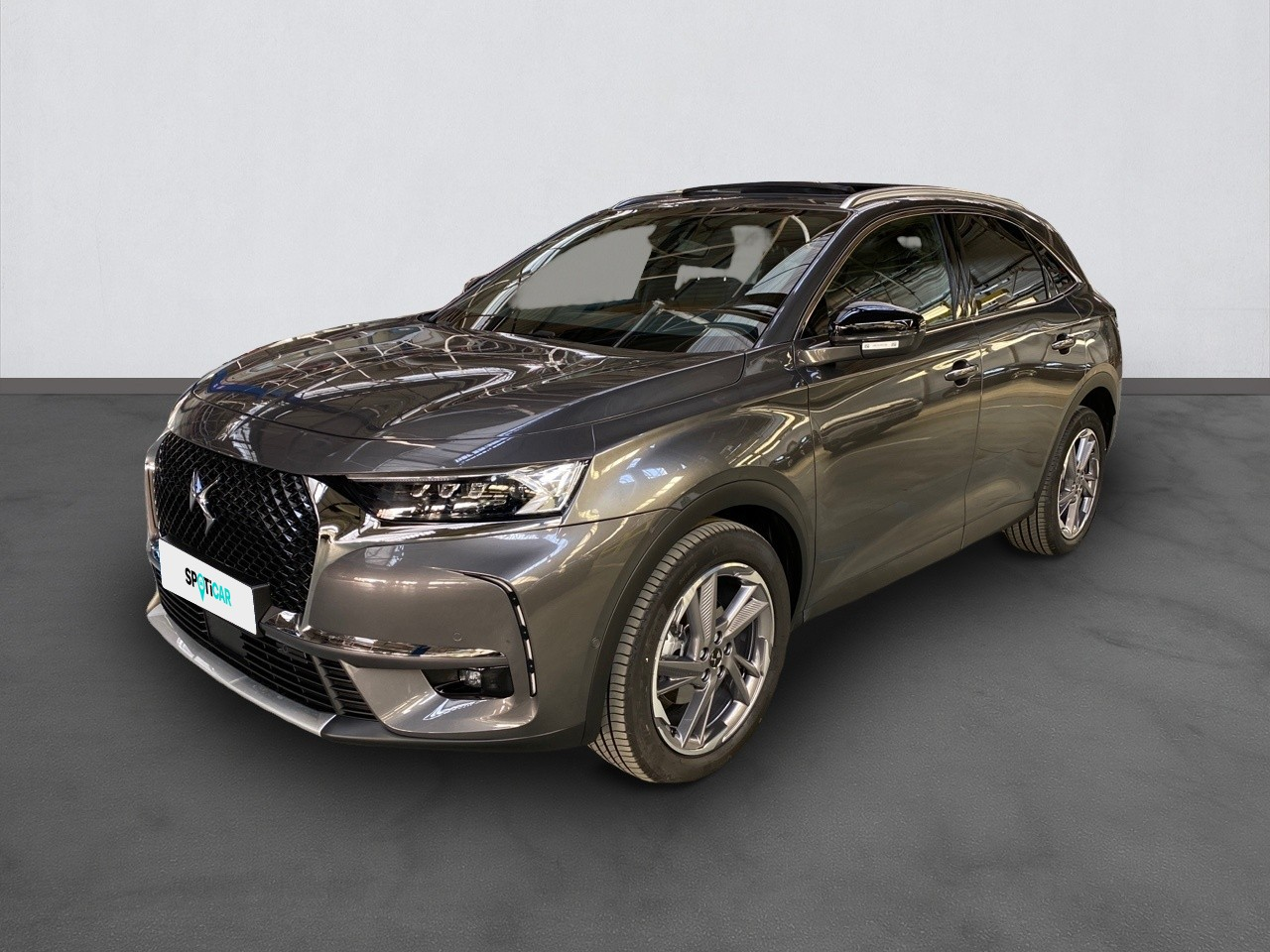 DS 7 CROSSBACK DS 7 CROSSBACK BLUEHDI 180 EAT8 GRAND CHIC