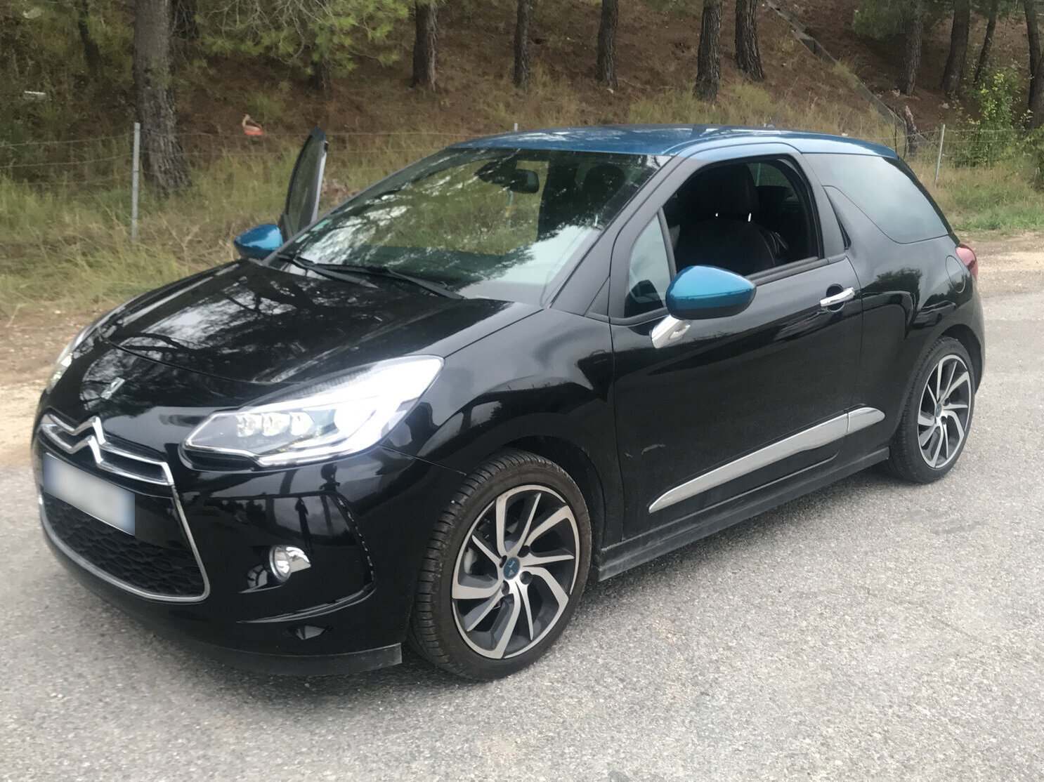DS AUTOMOBILES DS 3 1.6 HDI 90 AIRDREAM SOCHIC