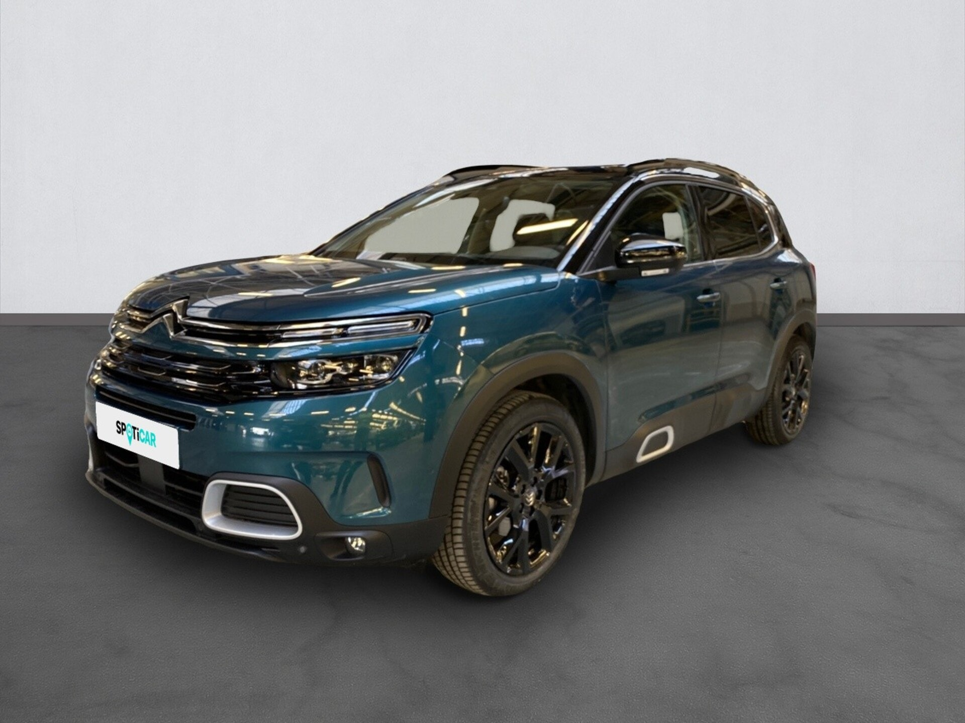 CITROEN C5 AIRCROSS BLUEHDI 180 S&S EAT8 SHINE - Carventura