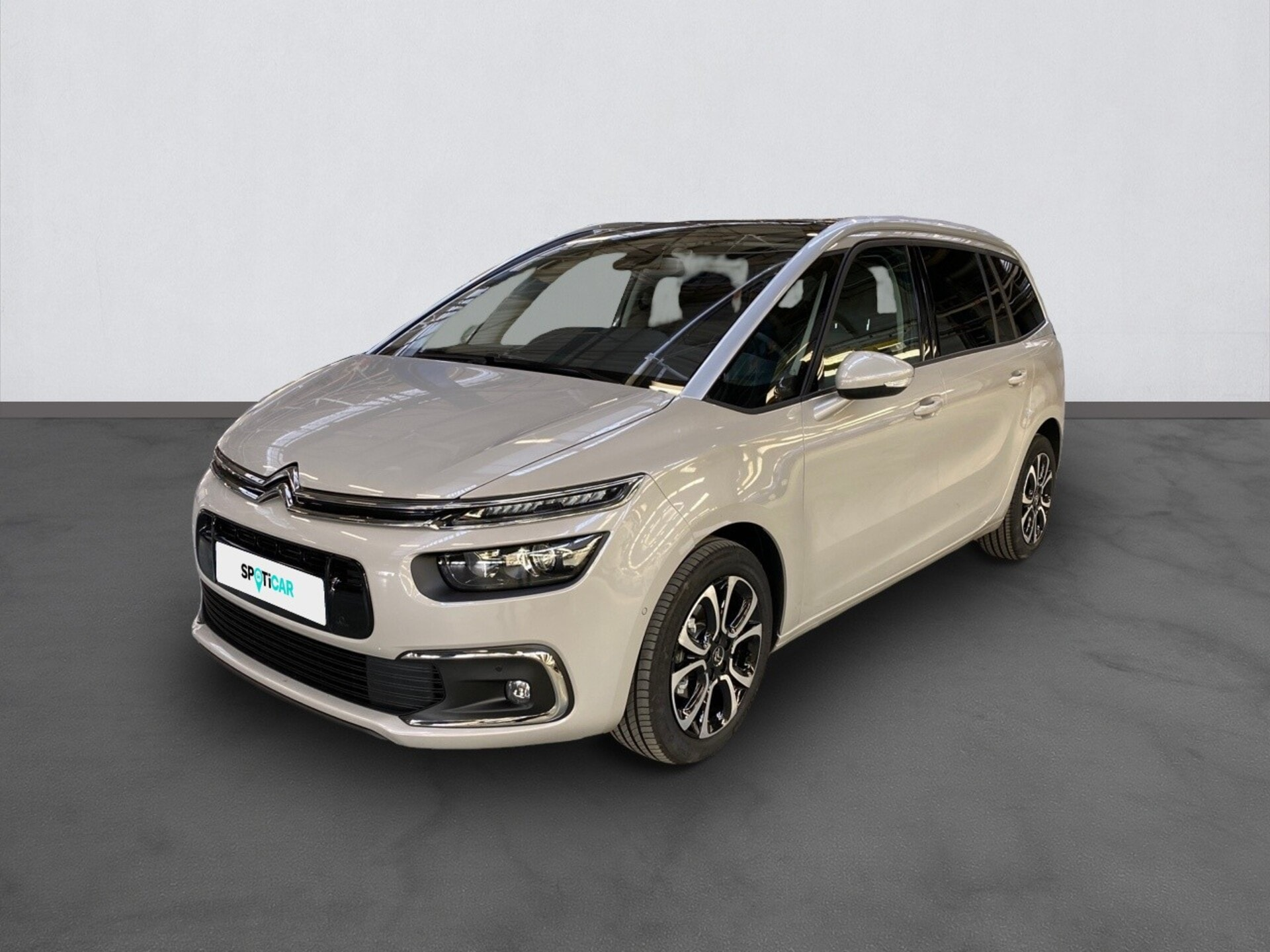 CITROEN GRAND C4 SPACETOURER BLUEHDI 130 S&S BVM6 SHINE PACK - Carventura