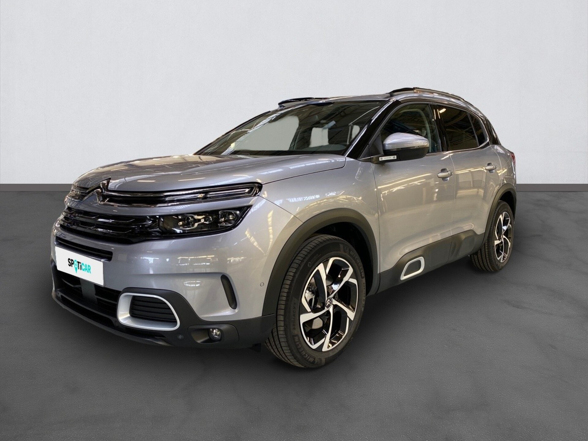 CITROEN C5 AIRCROSS BLUEHDI 130 S&S EAT8 SHINE - Carventura