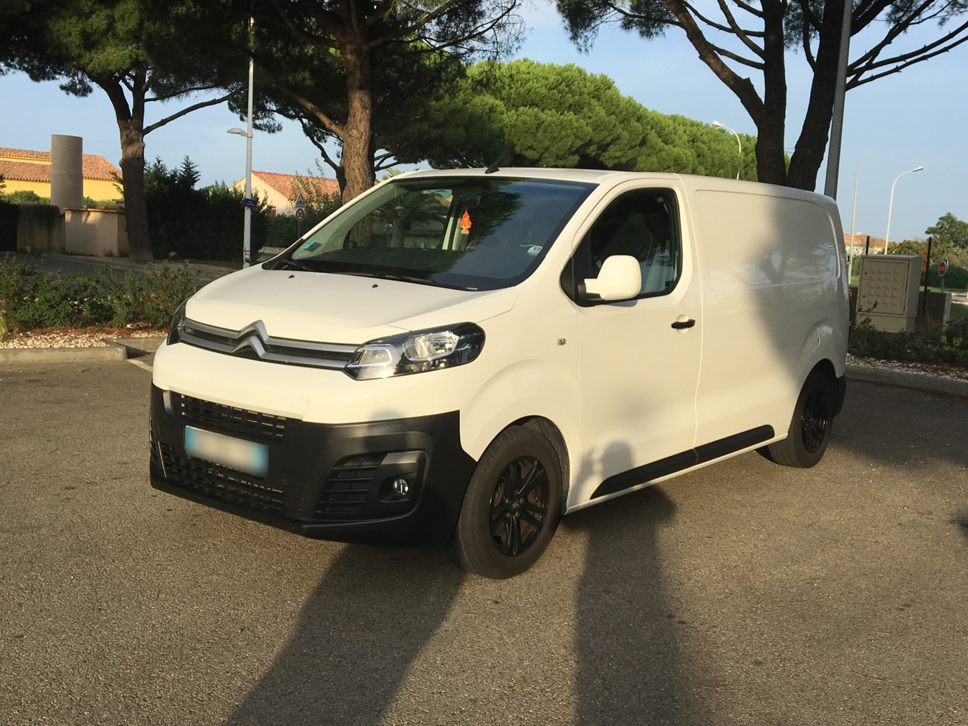 CITROEN JUMPY VU FOURGON 1.6 BLUEHDI 115 M BUSINESS START-STOP - Carverntura