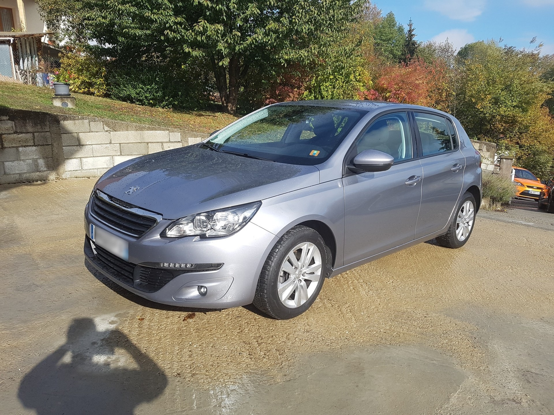 PEUGEOT 308 1.6 BLUEHDI 120 ALLURE START-STOP - Carverntura