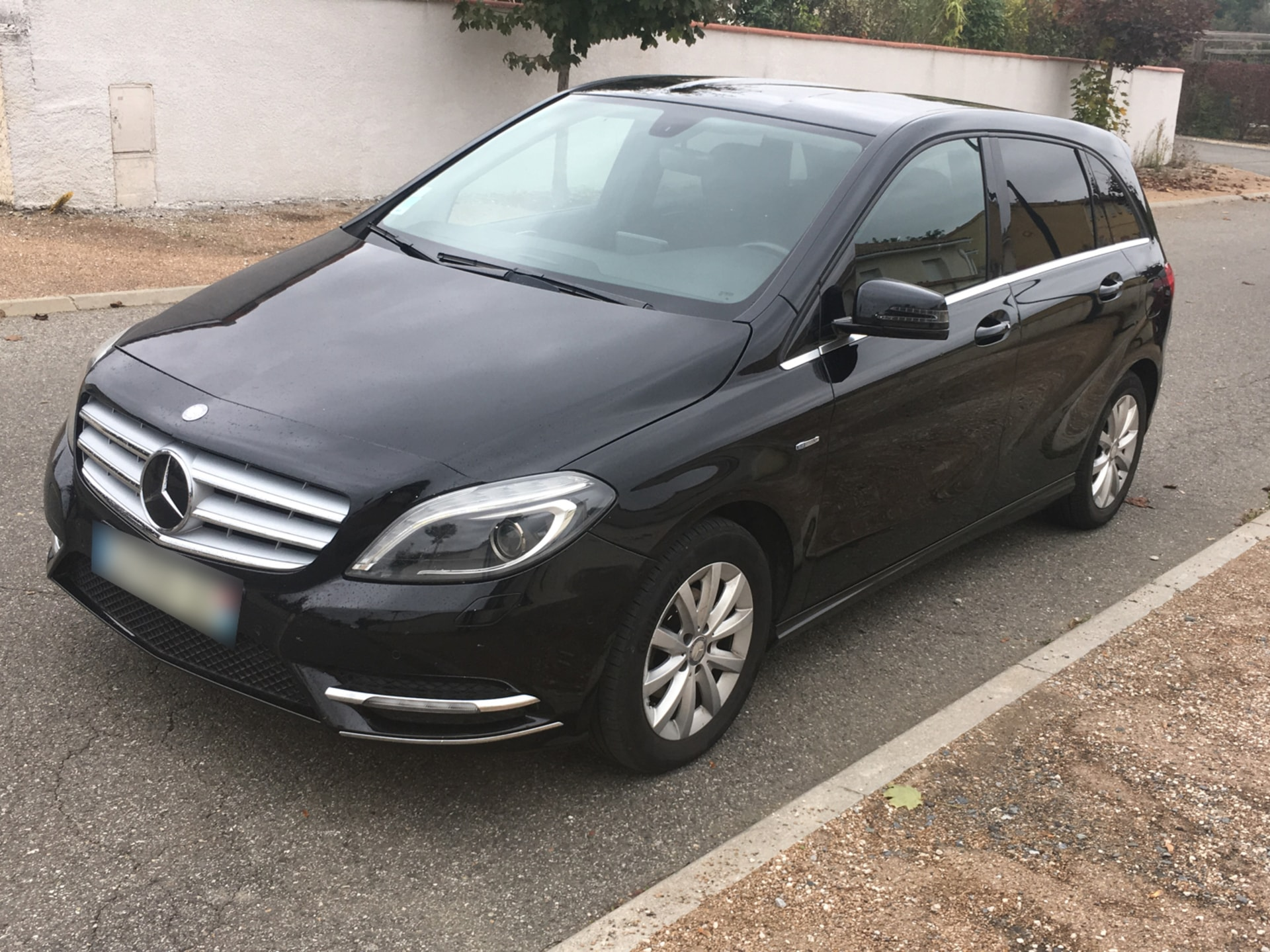 MERCEDES CLASSE B 180 CDI 110 BLUEEFFICIENCY FASCINATION 7G-DCT BVA - Carverntura