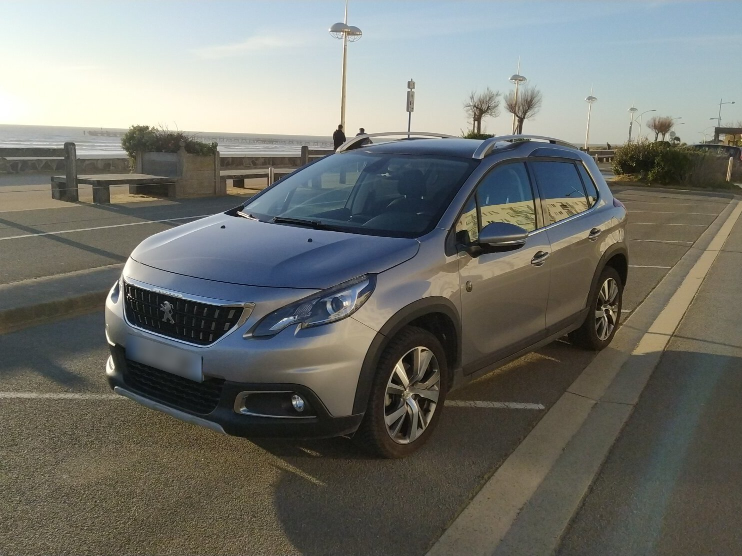 PEUGEOT 2008 1.5 BLUEHDI 120 CROSSWAY EAT BVA START-STOP EU6C