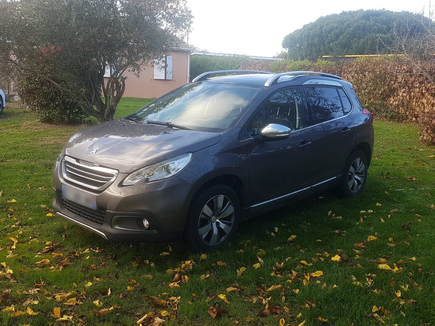 PEUGEOT 2008 1.6 E-HDI 90 BUSINESS PACK