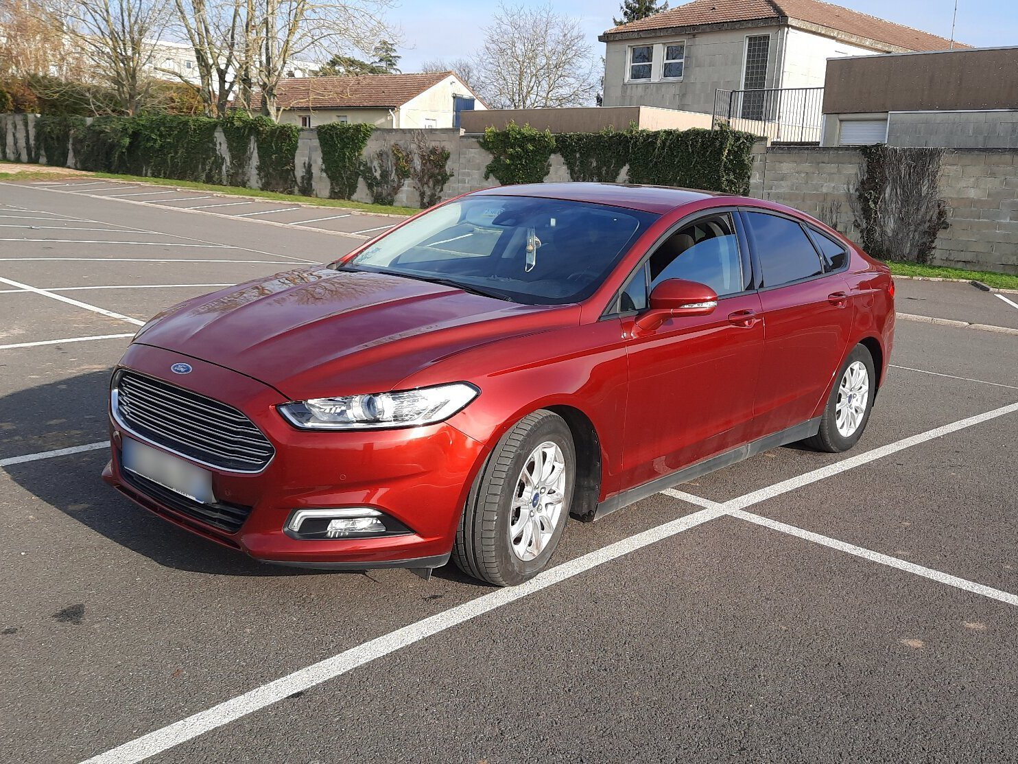 FORD MONDEO 1.5 TDCI 120 ECONETIC BUSINESS NAVI