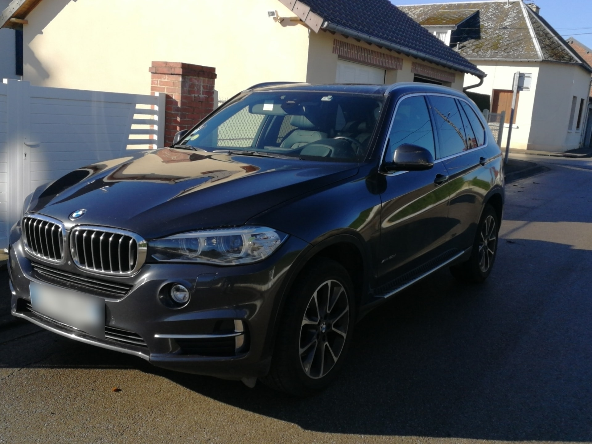 BMW X5 3.0 D 260 EXCLUSIVE XDRIVE BVA - Carverntura