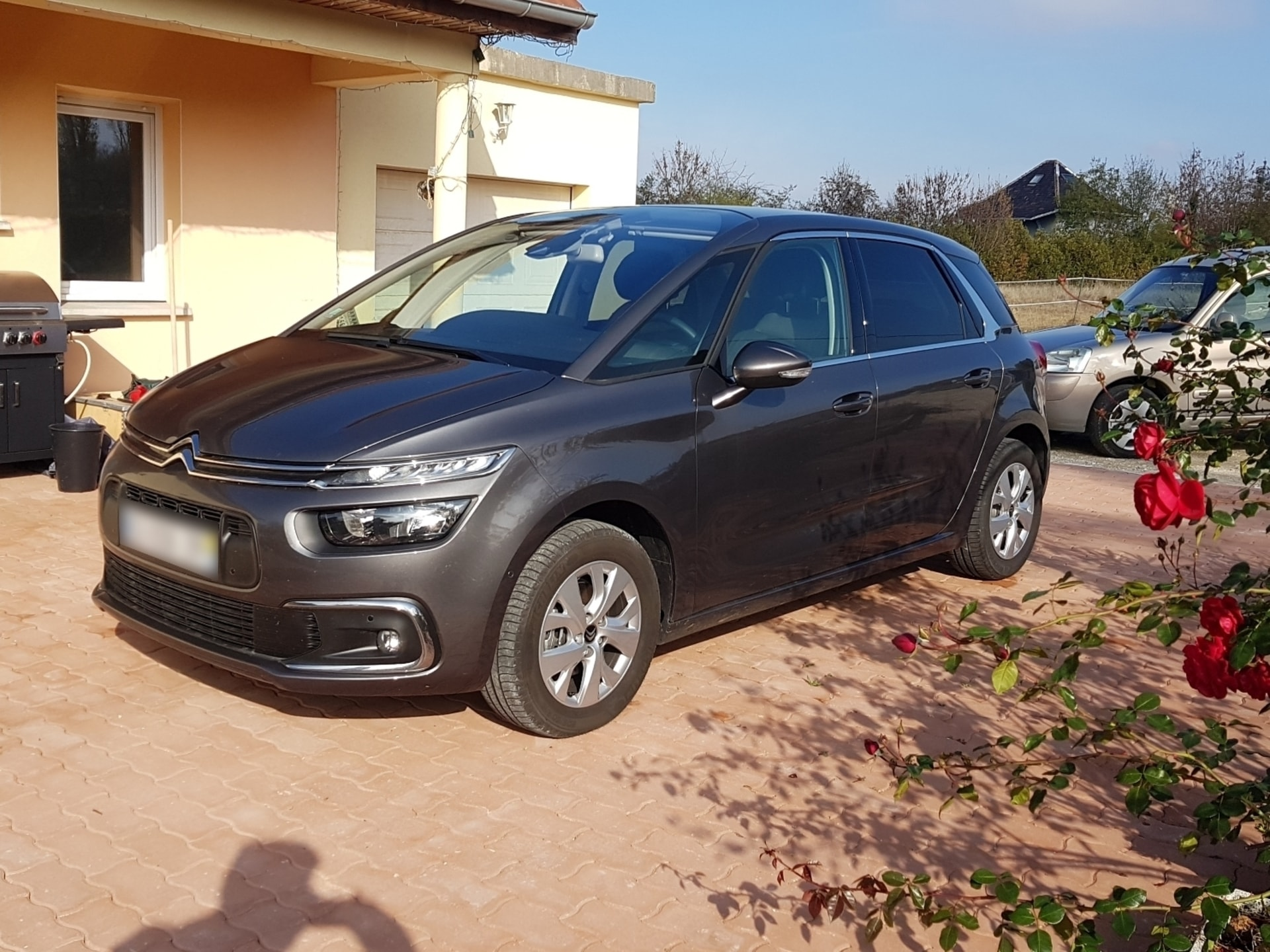 CITROEN C4 PICASSO 1.2 PURETECH 130 FEEL EAT BVA START-STOP - Carverntura