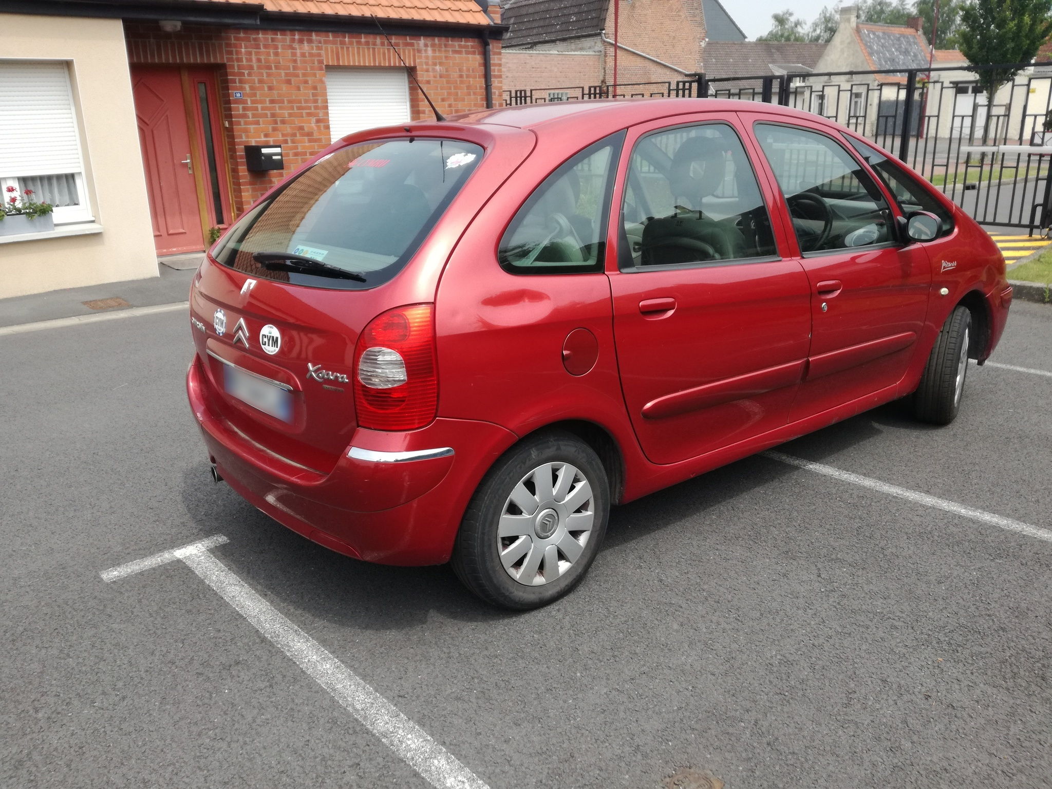Citroen Xsara Picasso - 1 6 Hdi 90 Exclusive