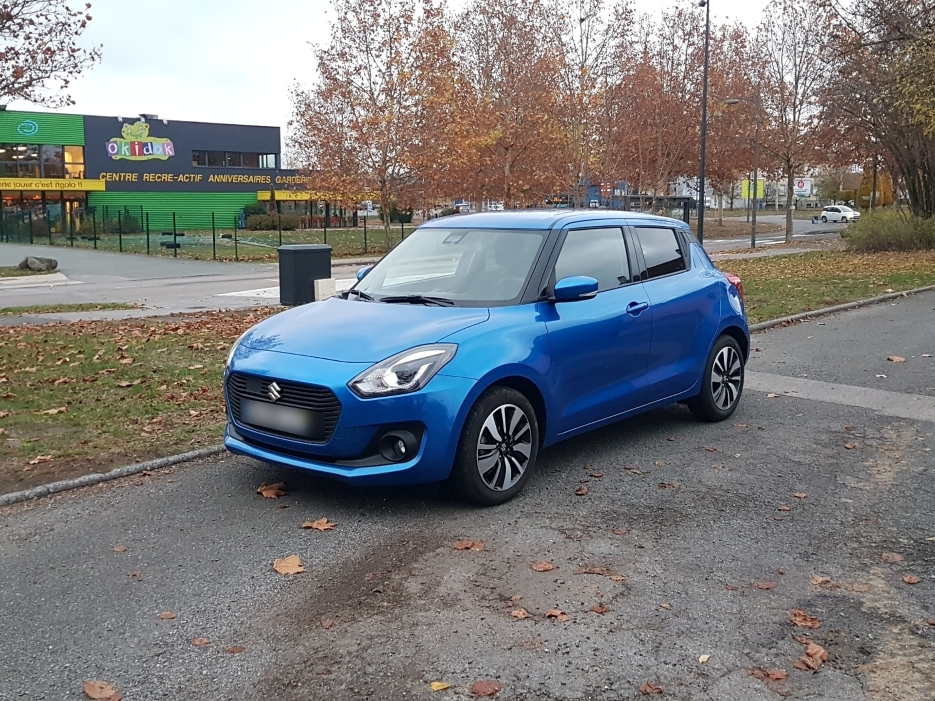 SUZUKI SWIFT 1.0 BOOSTERJET HYBRID 110 SHVS PACK START-STOP - Carverntura