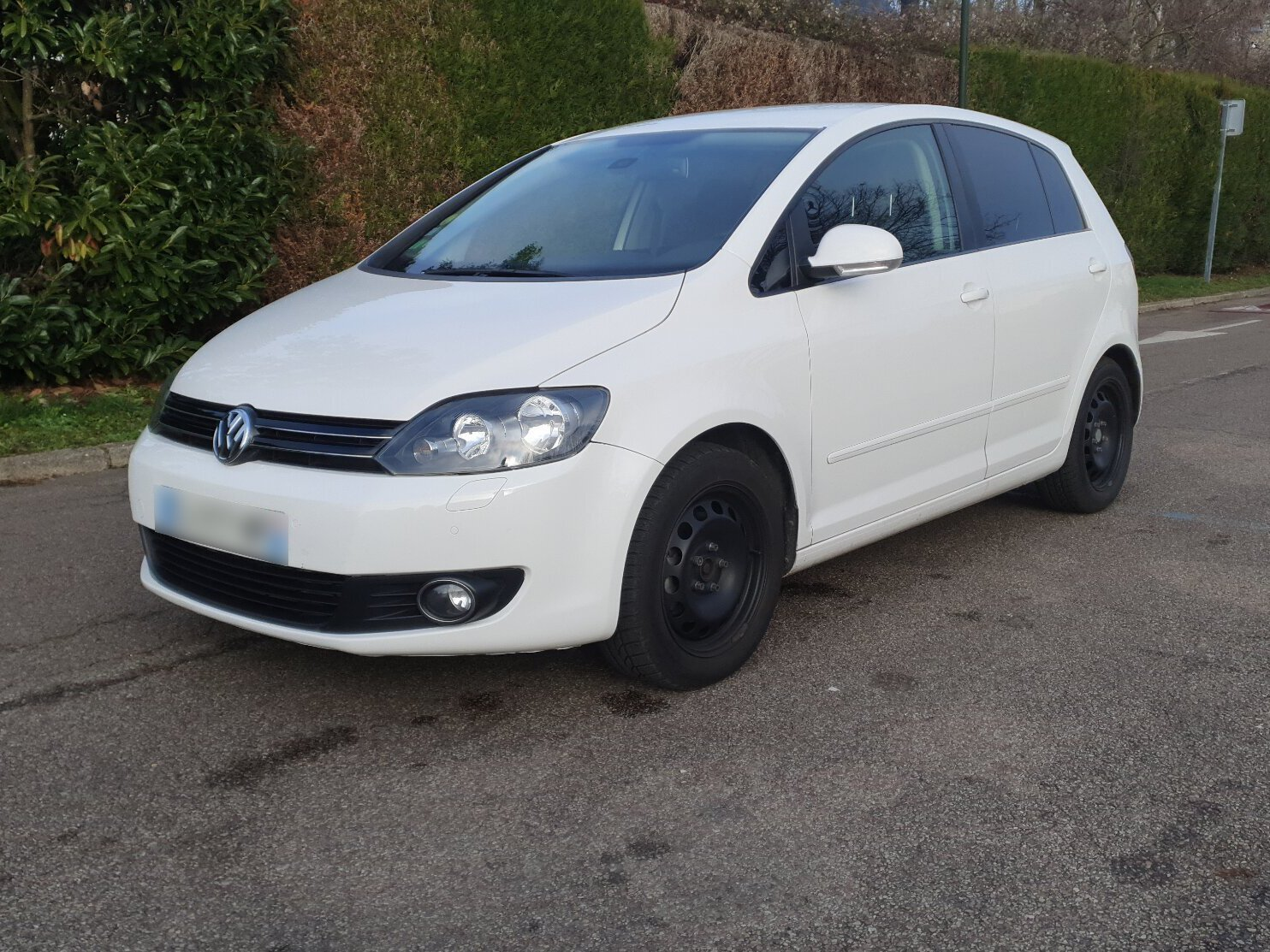 VOLKSWAGEN GOLF PLUS 1.6 TDI 105 BLUEMOTION TREND LINE DSG BVA