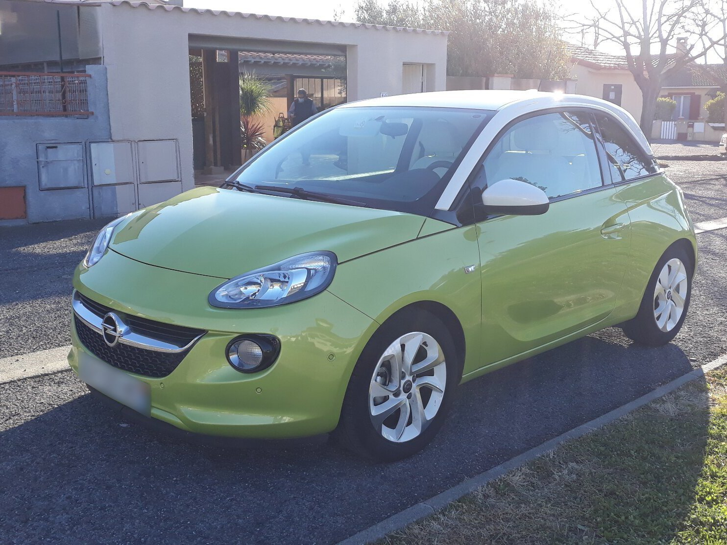 OPEL ADAM 1.4 TWINPORT 85 UNLIMITED EASYTRONIC BVA START-STOP