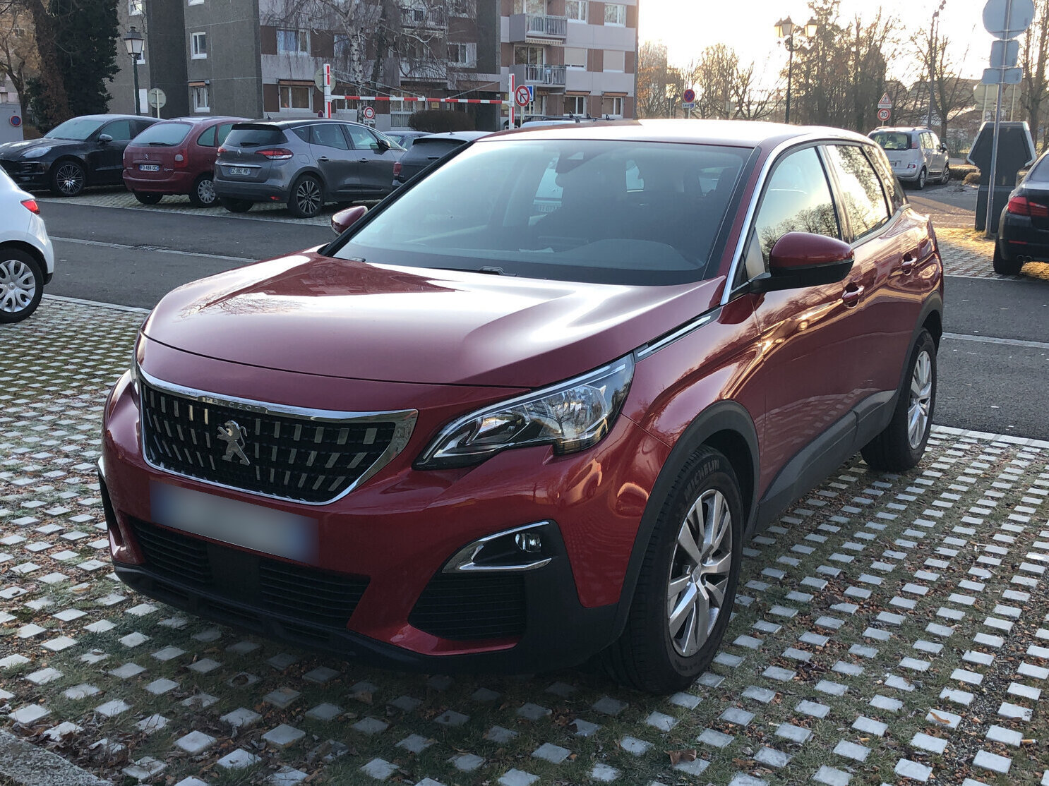 PEUGEOT 3008 GENERATION-II 1.5 BLUEHDI 130 ACTIVE START-STOP