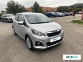 PEUGEOT 108 VTI 72CH S&S BVM5 STYLE - Carventura