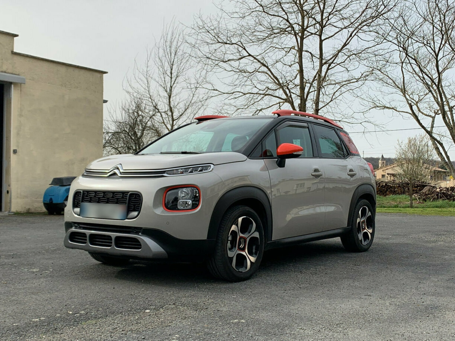 CITROEN C3 AIRCROSS 1.6 BLUEHDI 100 SHINE - Carventura