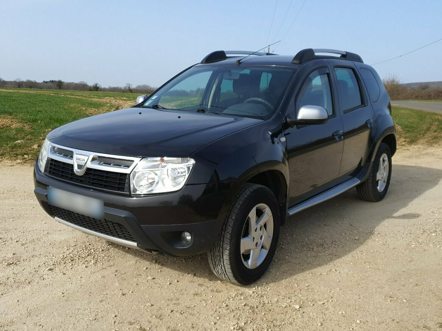 DACIA DUSTER 1.5 DCI 85 AMBIANCE 4X2