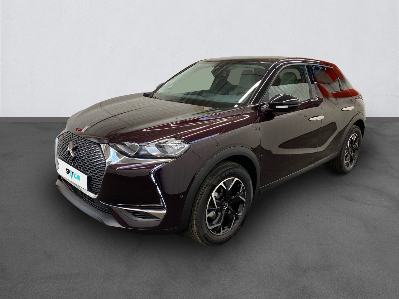 DS 3 CROSSBACK DS 3 CROSSBACK BLUEHDI 100 S&S BVM6 SO CHIC