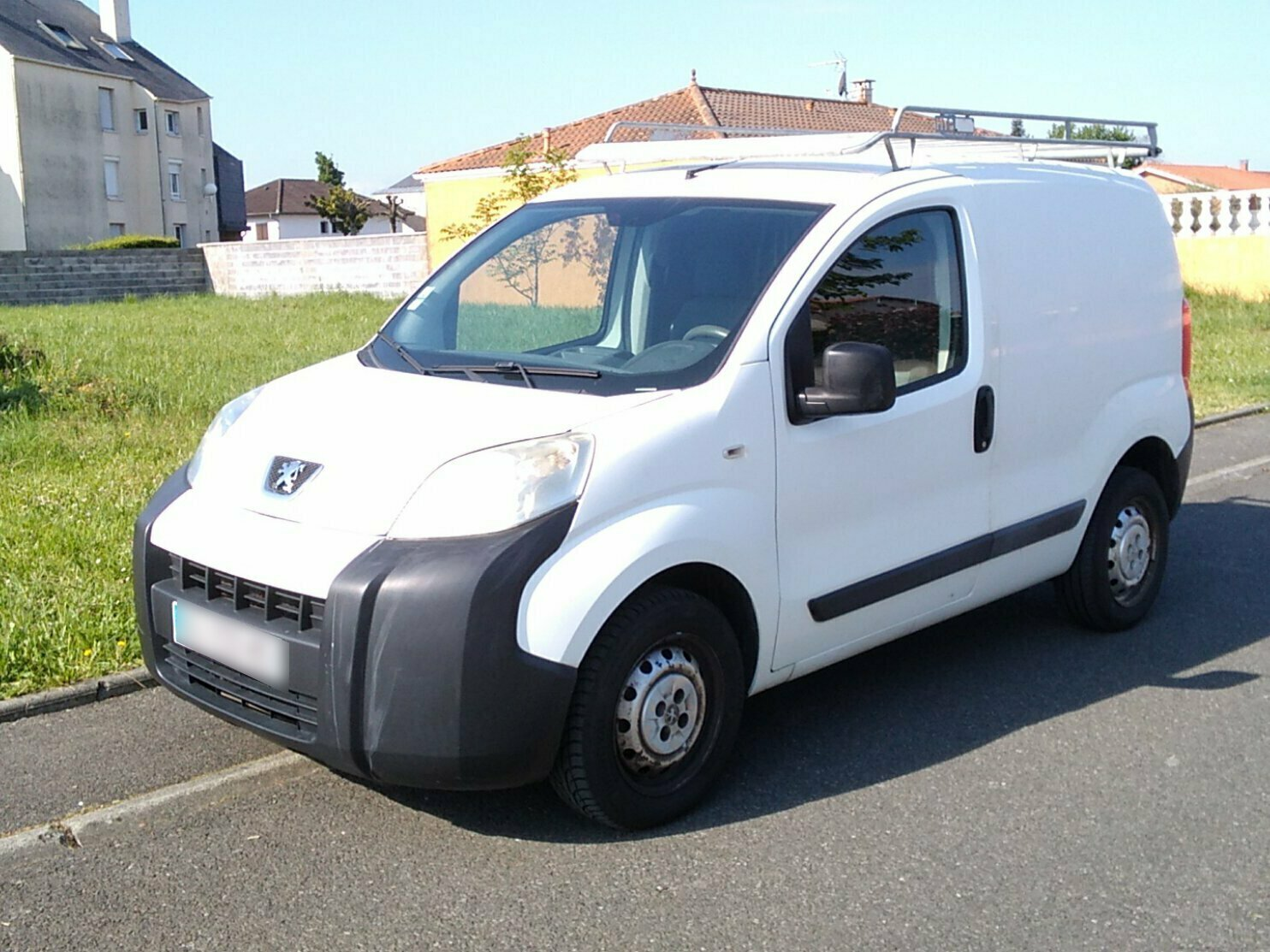 PEUGEOT BIPPER TEPEE FOURGON 1.4 HDI 70 PACK CD CLIM
