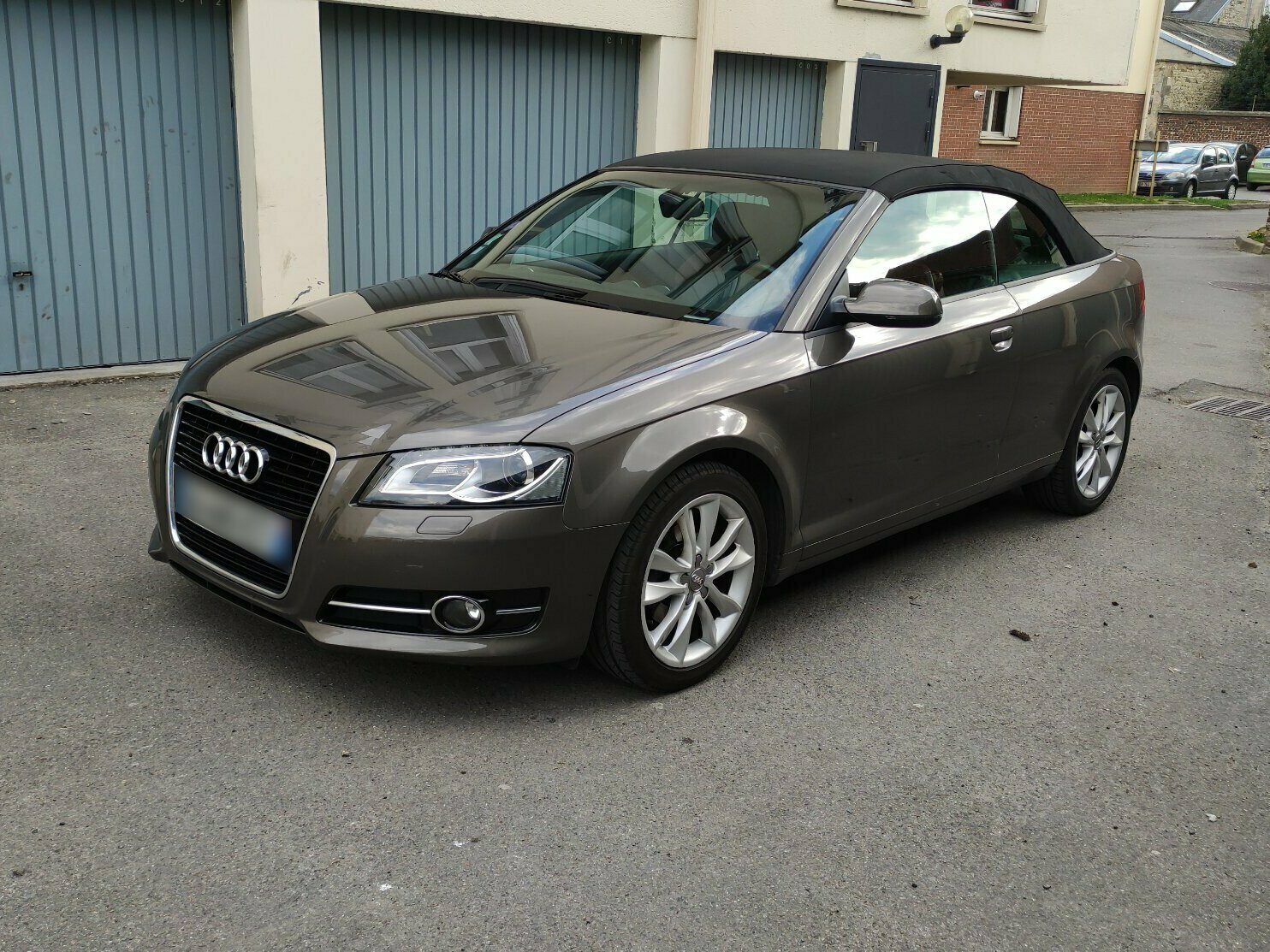 AUDI A3 CABRIOLET 1.2 TFSI 105 AMBITION LUXE START-STOP