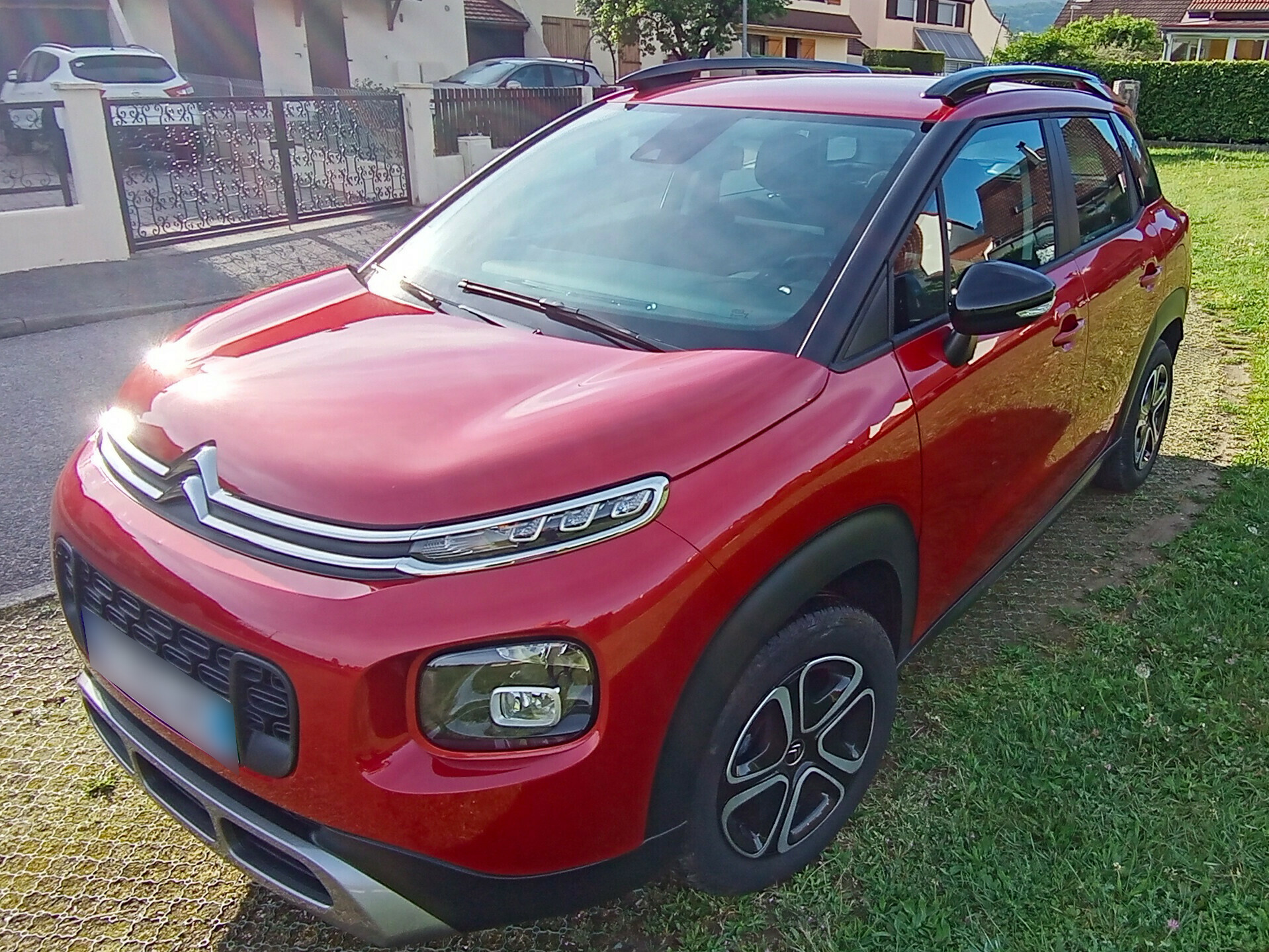 CITROEN C3 AIRCROSS 1.5 BLUEHDI 100 FEEL