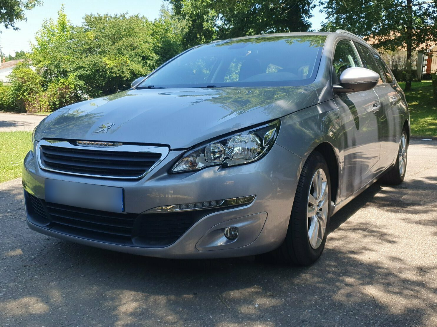 PEUGEOT 308 SW 1.6 BLUEHDI 120 BUSINESS PACK