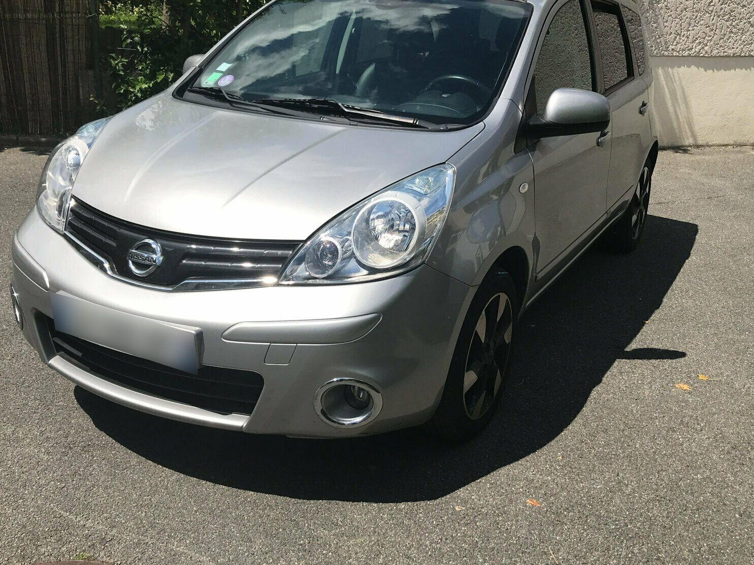 NISSAN NOTE 1.4 90 CONNECT EDITION