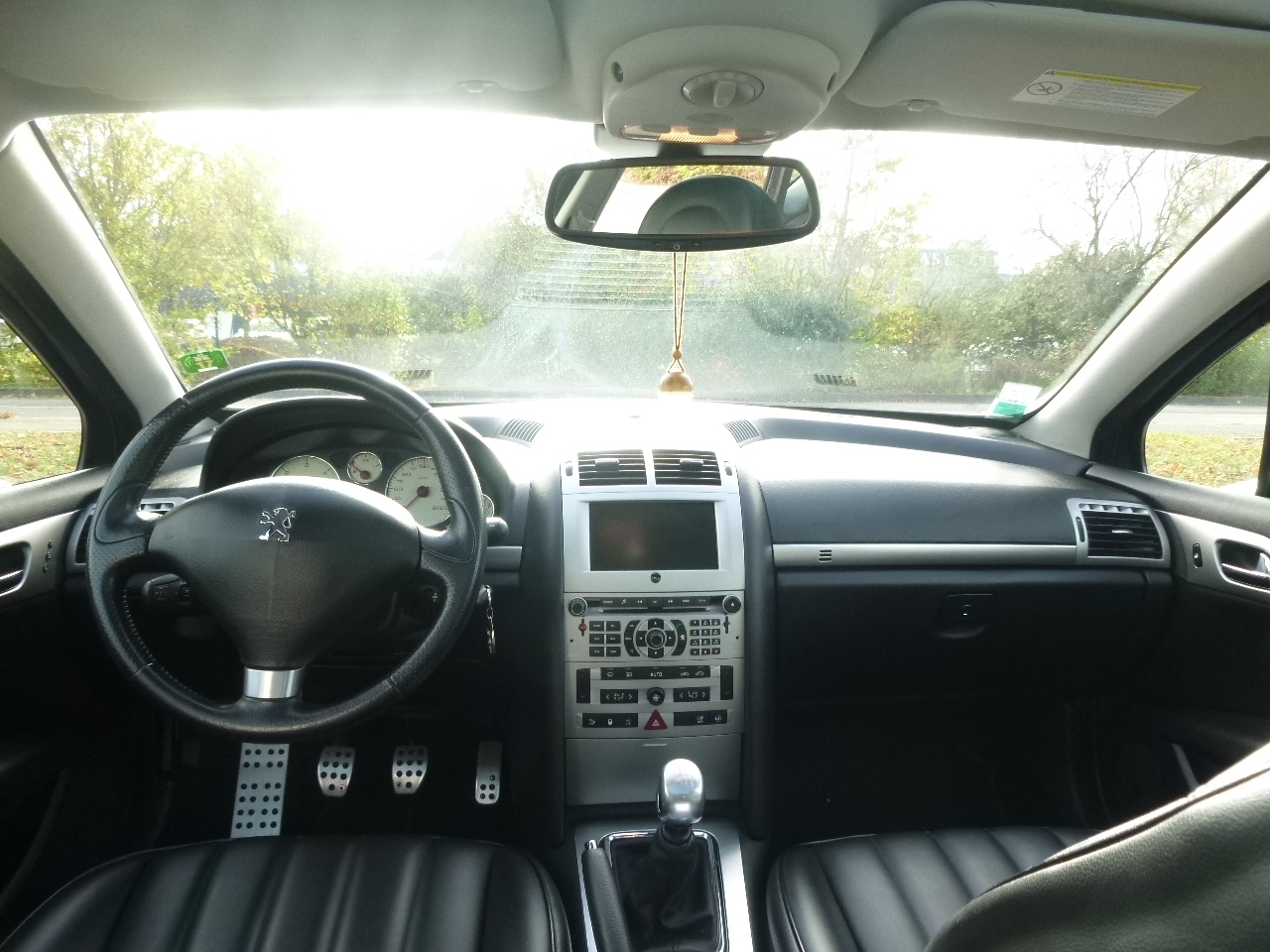 ... PEUGEOT 407 SW 2.2 HDI 170 GRIFFE ...
