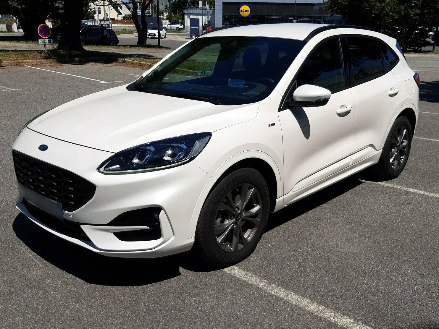 FORD KUGA 2.0 ECOBLUE 150 MHEV ST-LINE 2WD
