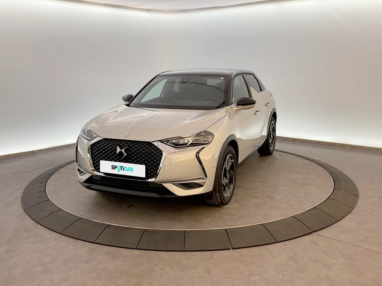 DS DS 3 CROSSBACK 3 CROSSBACK BLUEHDI 130 S&S EAT8 GRAND CHIC