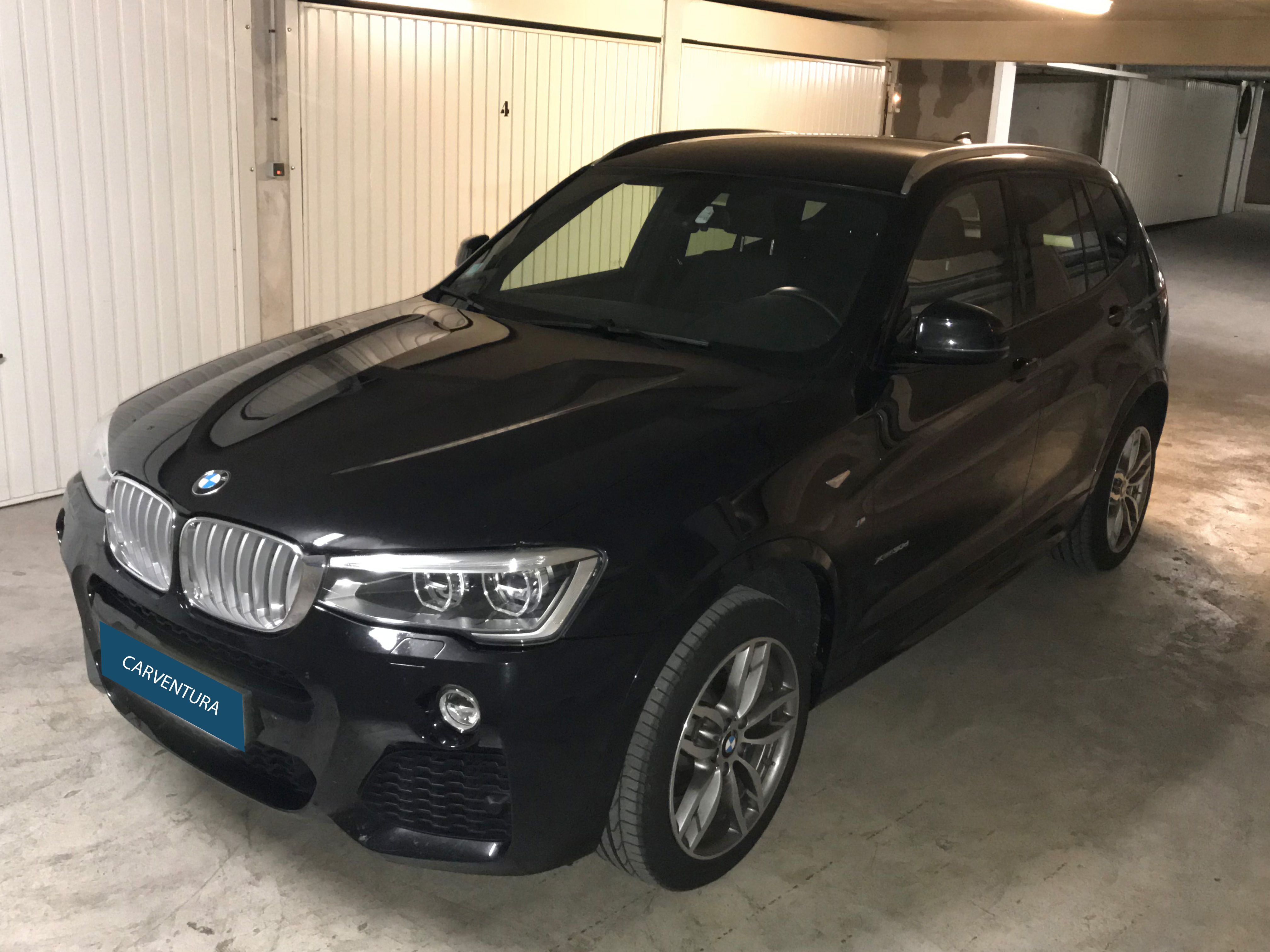 bmw x3 3 0 d 260 m sport xdrive bva carventura. Black Bedroom Furniture Sets. Home Design Ideas