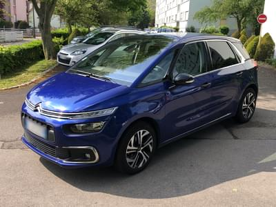 CITROEN C4 SPACETOURER 8