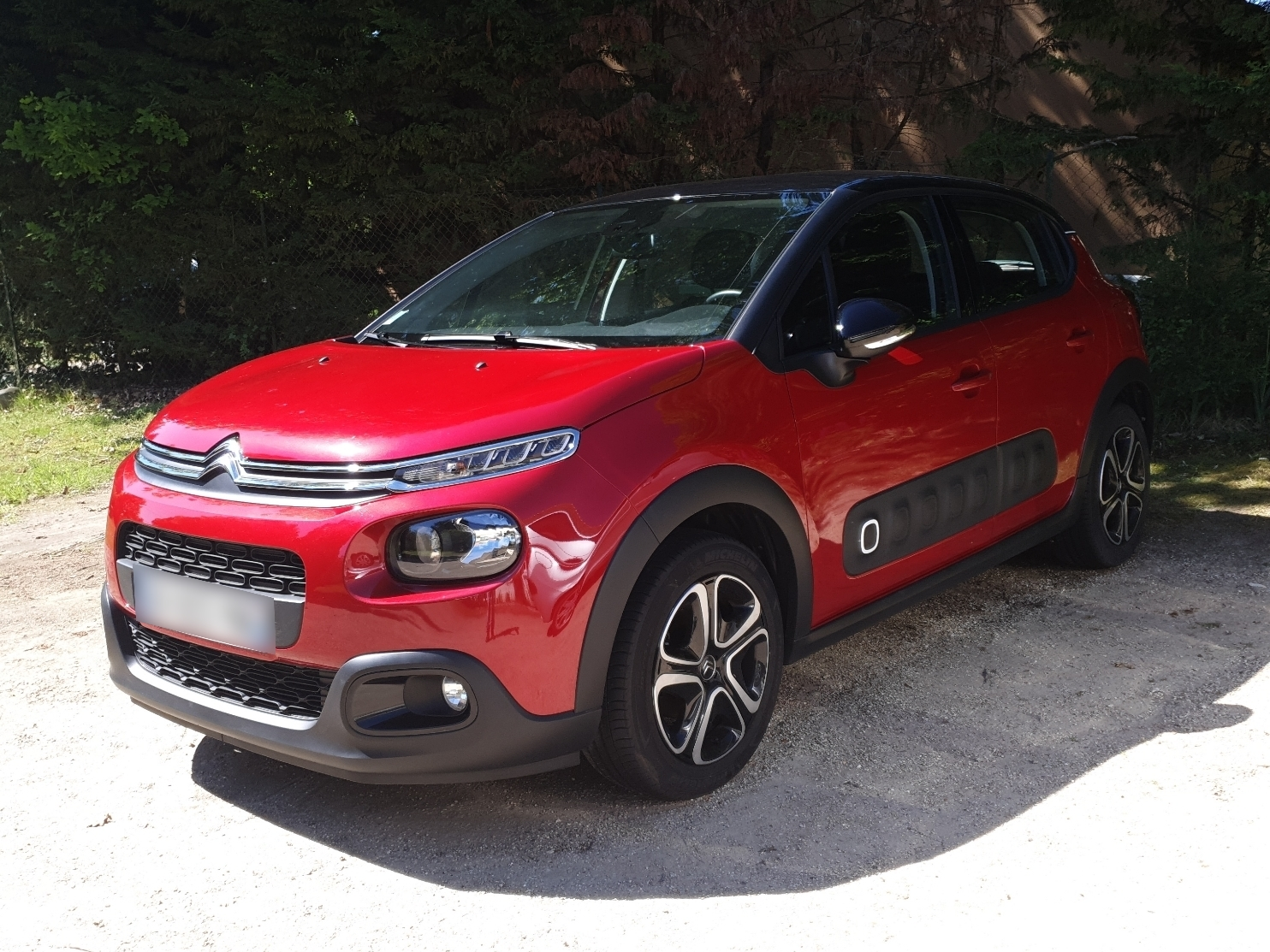 CITROEN C3 GENERATION-III 1.2 PURETECH 110 SHINE START-STOP