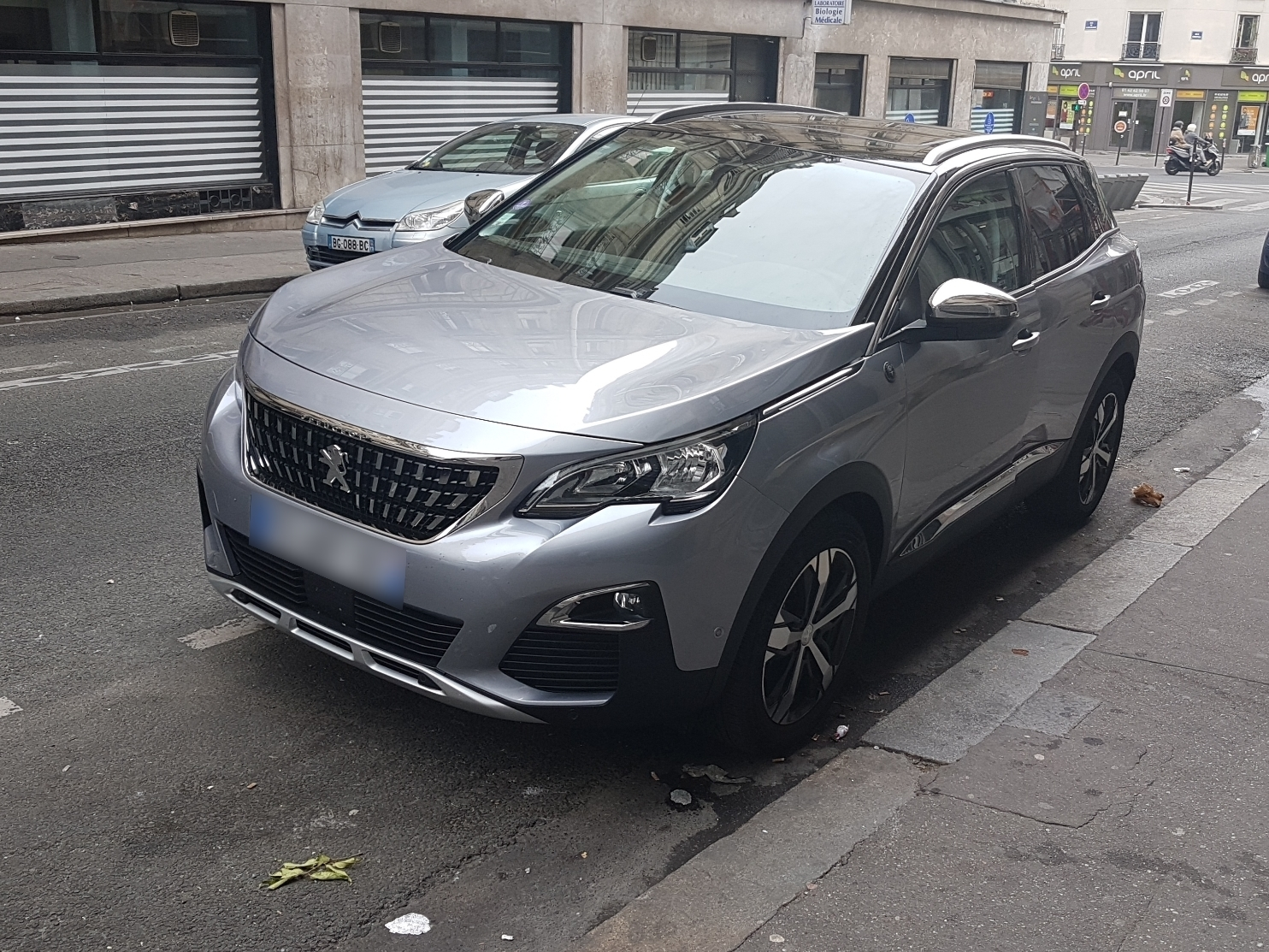 PEUGEOT 3008 GENERATION-II 1.2 PURETECH 130 CROSSWAY EAT BVA START-STOP EU6C