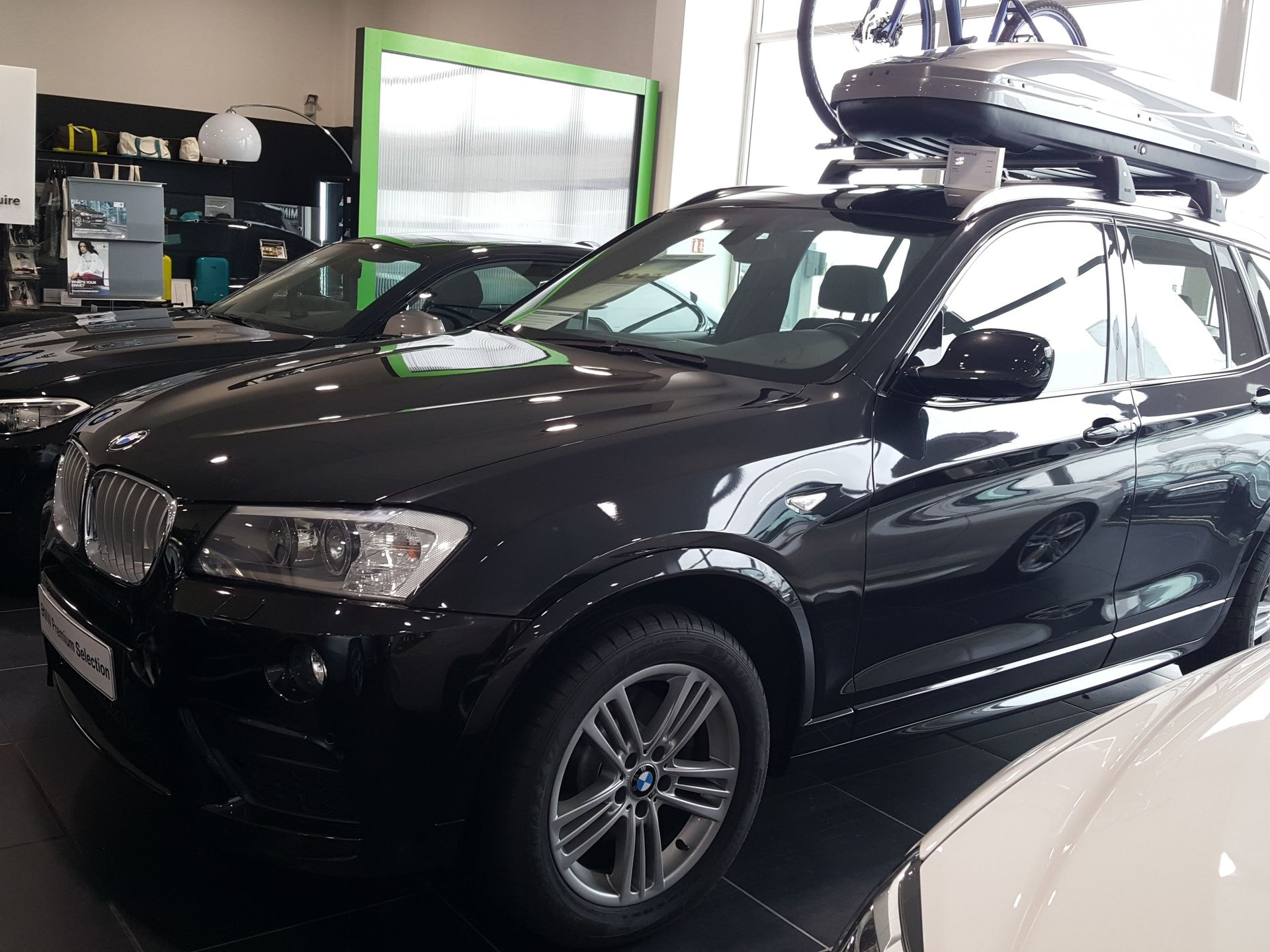 bmw x3 3 0 d 260 sport design absolute xdrive bva carventura. Black Bedroom Furniture Sets. Home Design Ideas