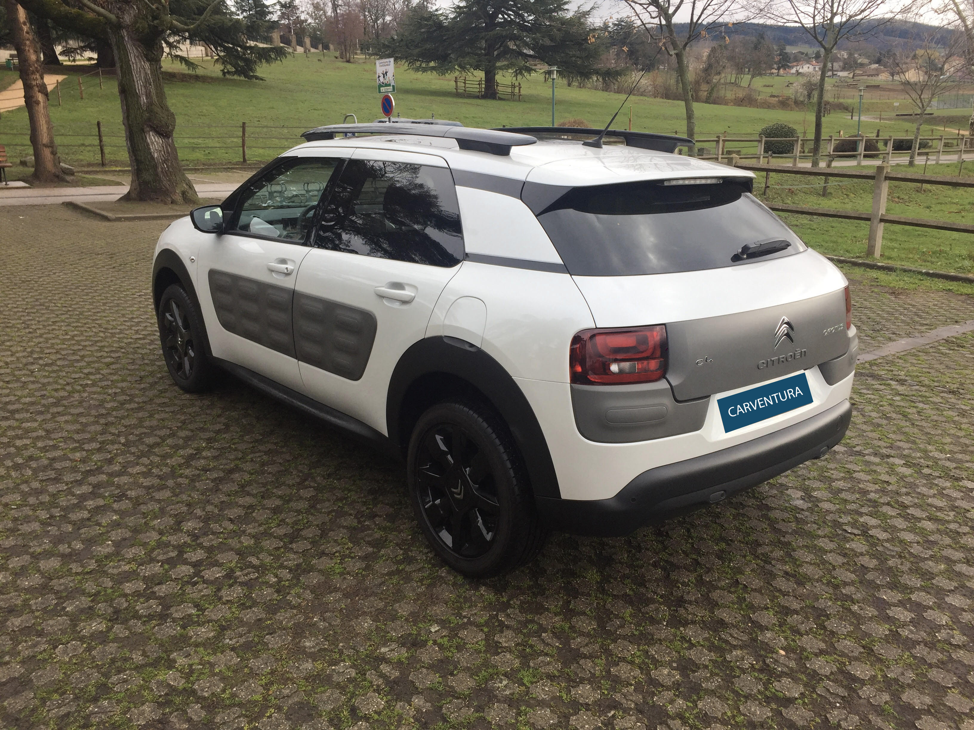 citroen c4 cactus 1 6 bluehdi 100 shine start stop carventura. Black Bedroom Furniture Sets. Home Design Ideas