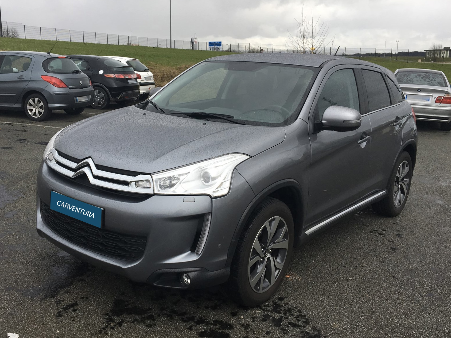 CITROEN C4 AIRCROSS 1.6 HDI 115 EXCLUSIVE 4X4 START-STOP - Carverntura