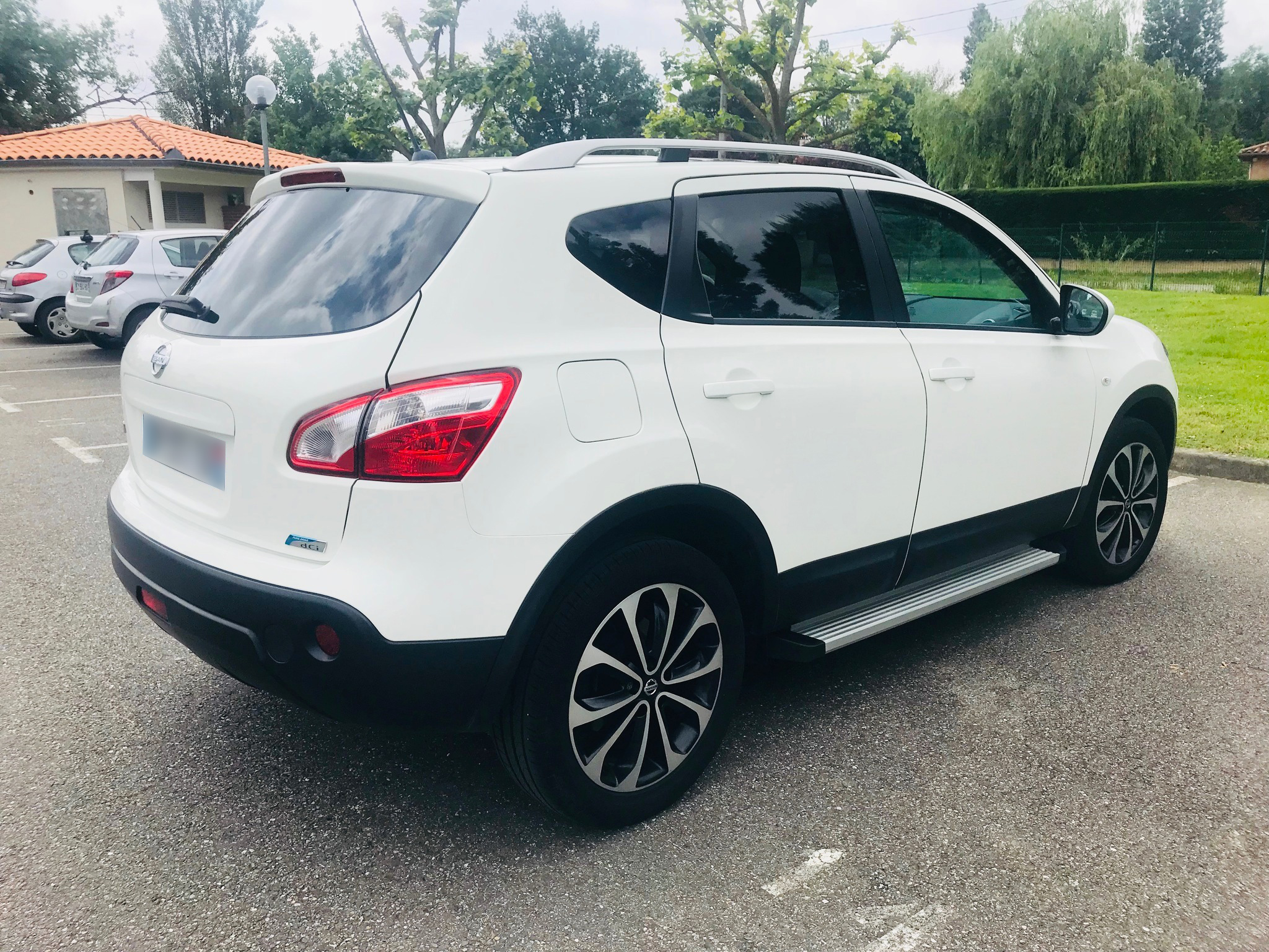 nissan qashqai 1 5 dci 110 connect edition 2wd carventura. Black Bedroom Furniture Sets. Home Design Ideas