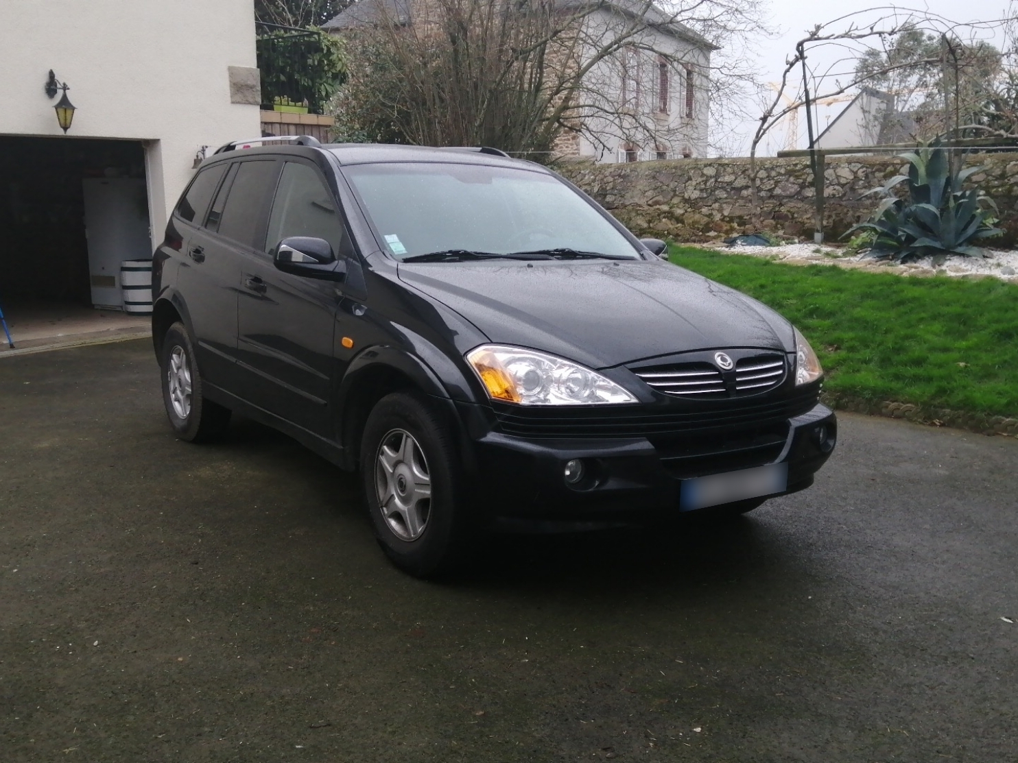 SSANGYONG KYRON 2.0 XDI 140 CONFORT 4WD