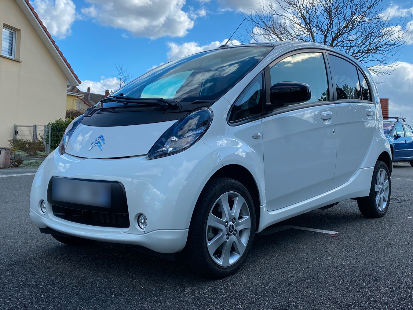 CITROEN C-ZERO ELECTRIC 65 CONFORT BVA