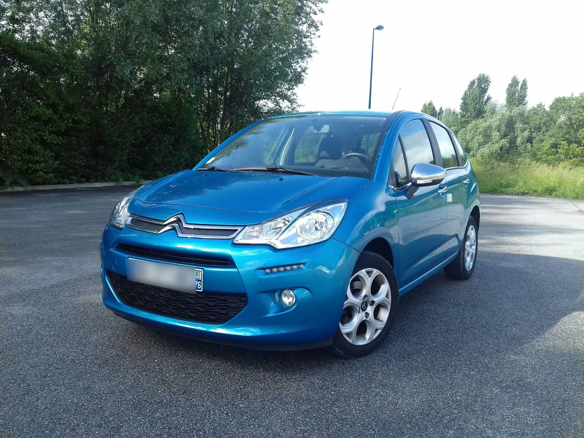 CITROEN C3 GENERATION-II 1.6 BLUEHDI 75 FEEL EDITION - Carverntura