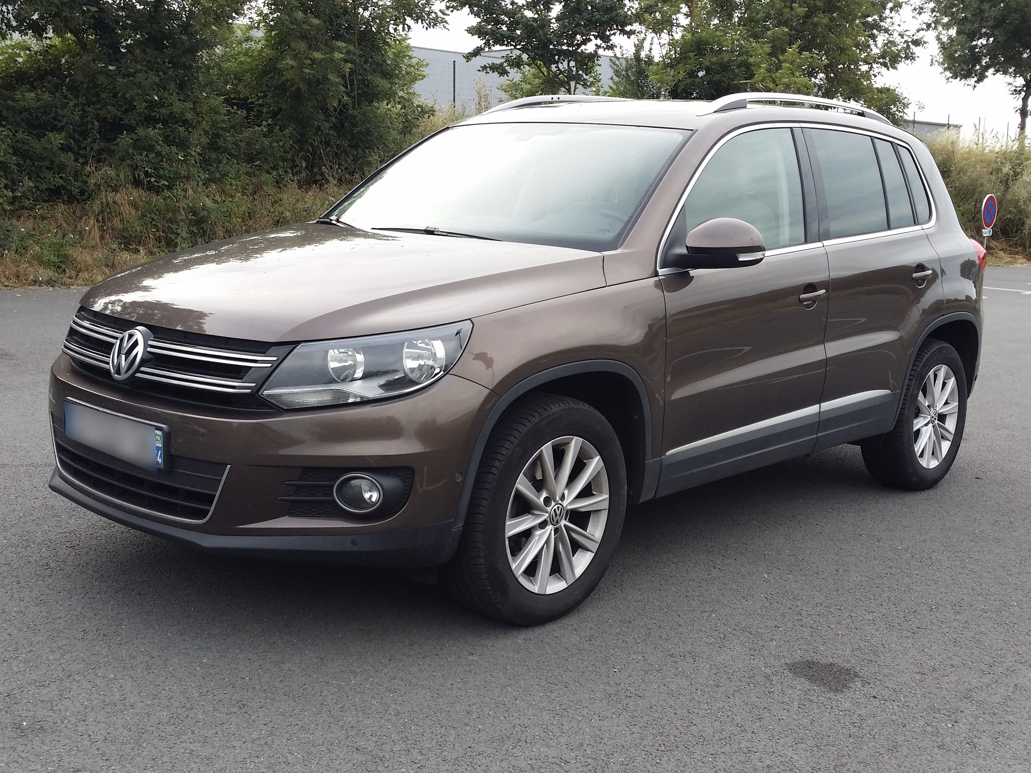 volkswagen tiguan 2 0 tdi 110 bluemotion carat carventura. Black Bedroom Furniture Sets. Home Design Ideas